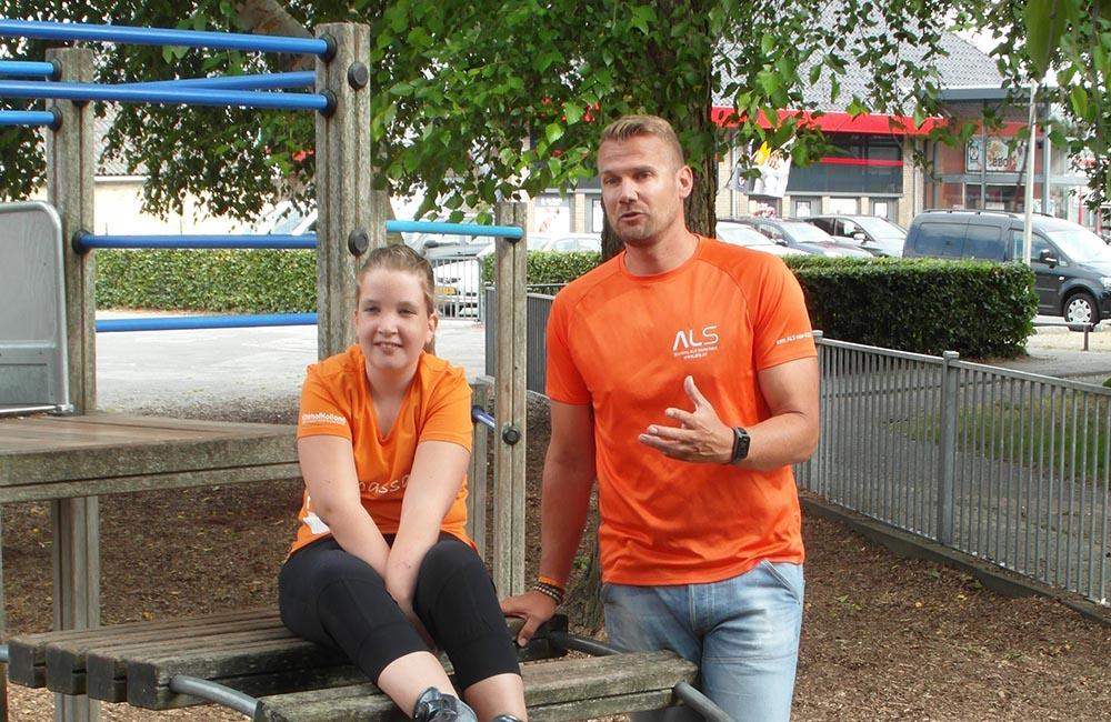 Video goede doelen | Spieren voor Spieren en ALS Nederland